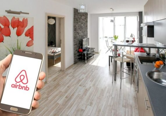 Airbnb operation encouraging landlords to rent to foreigners at expense of locals
